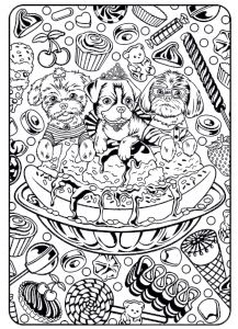 Color therapy Coloring Pages - Colored Pagers Kids Color Pages New Fall Coloring Pages 0d Page for Kidscoloring 3j