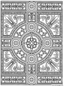 Colorama Coloring Pages to Print - Print Adult Zen Anti Stress to Print Parquet Patterns Coloring Pages 19e