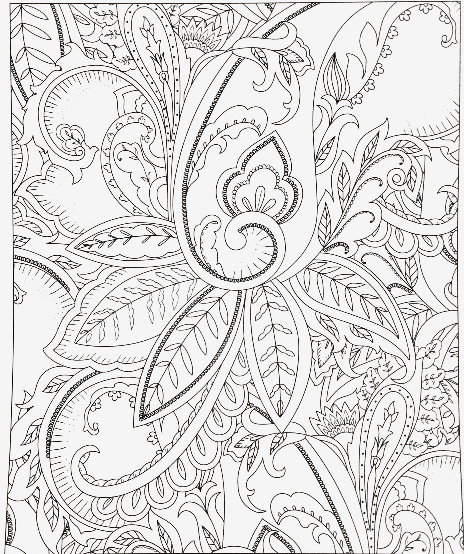 23 Coloring Book Pages to Print Collection - Coloring Sheets