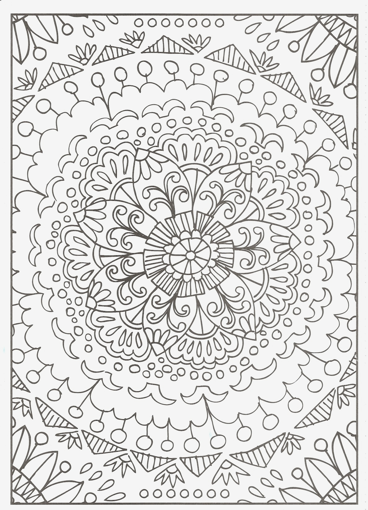 coloring book pages to print Collection-Awesome Coloring Books for Adults Easy and Fun Free Dog Coloring Pages New Best Od Dog 11-r