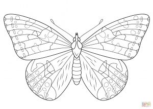 Coloring Pages butterfly - Monarch butterfly Coloring Page Elegant S butterflies Color Pages Beautiful I Pinimg originals 0d B8 C7 14q