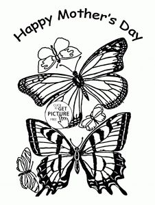 Coloring Pages butterfly - Best Of Coloring Pages butterflies Download 19 T butterflies for Mother S Day 2p
