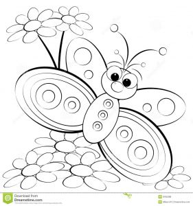 Coloring Pages butterfly - Coloring Page butterfly Daisy Unique Pages Stock 20j