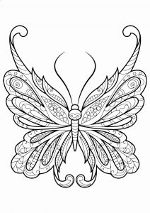 Coloring Pages butterfly - A butterfly Coloring Page Inspirational Planes Coloring Pages Best butterflies Color Pages Beautiful I A 20r