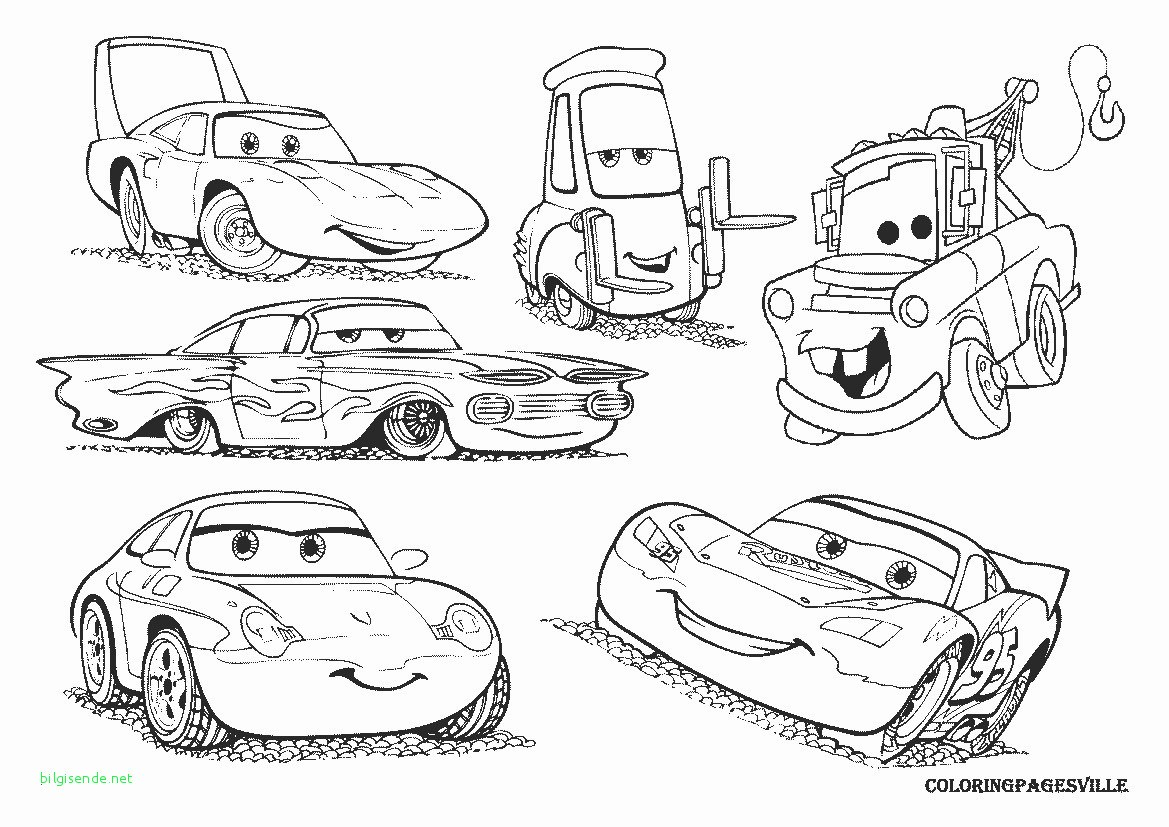 coloring pages cars 2 Collection-Beautiful Disney Cars 3 Coloring Pages Neu Ausmalbilder Cars 2 15-q