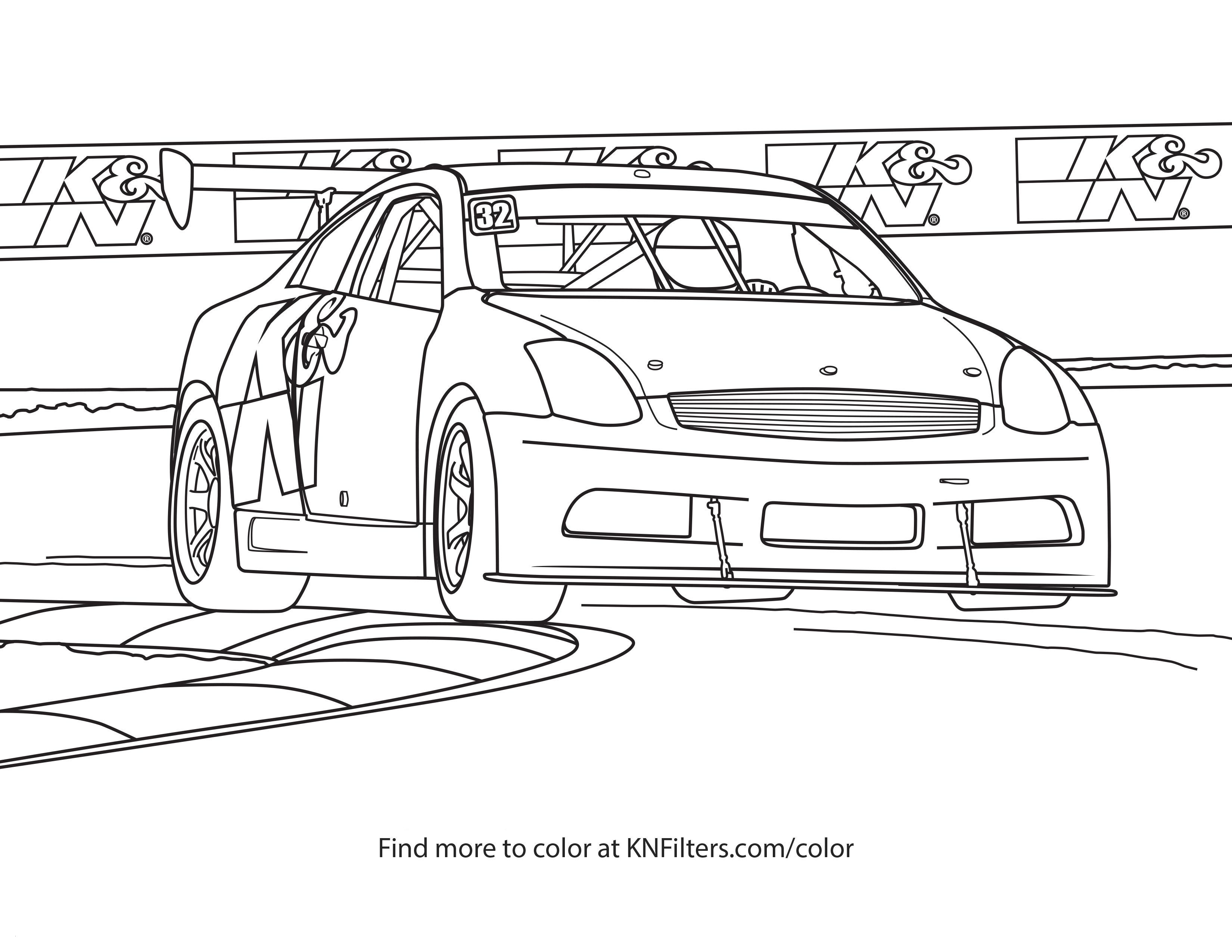coloring pages cars 2 Download-Race Car Coloring Page Race Car Coloring Sheets Fresh K&n Printable Coloring Pages for Kids 11-b