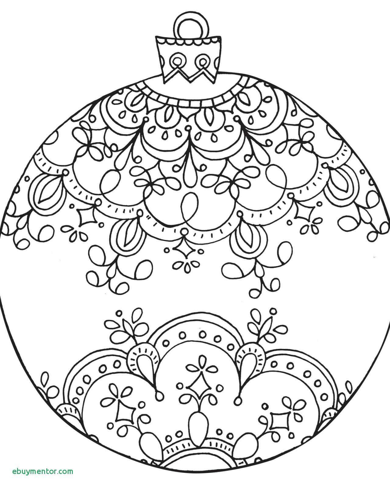 coloring pages christmas ornaments Collection-Christmas Decorations Free New Printable Coloring Pages Christmas Ornaments 4-i