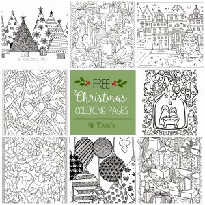 Coloring Pages Christmas ornaments - Christmas ornament Crafts Coloring Pages 10i