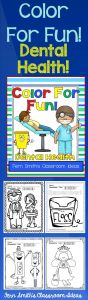 Coloring Pages Dental Health Month - Dental Health Fun Coloring Pages 20 Pages Of Dental Health Coloring Fun 18e