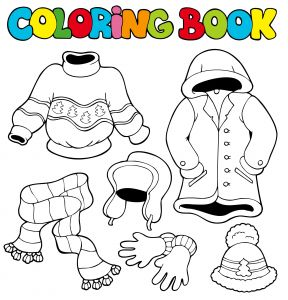Coloring Pages Dental Health Month - 4 Seasons Coloring Pages 187 9h