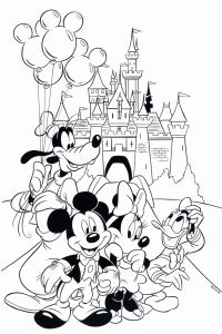 Coloring Pages Disney - Gallery Of Printable Disney Coloring Lovely Coloring Pages Summer Fresh Printable Cds 0d Coloring Pages Disney 7r
