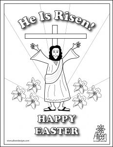 Coloring Pages Easter Religious - Palm Sunday Coloring Pages Religious Best He is Risen Page Jesus Has In New Save Free Printable Easter 2 for 15c