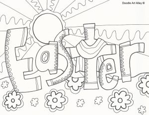 Coloring Pages Easter Religious - Easter Coloring Pages Religious Save Christian Easter Coloring Pages Heathermarxgallery Easter Coloring Pages Religious Vintage Easter Coloring Pages 12r