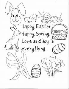 Coloring Pages Easter Religious - New Religious Easter Coloring Pages for Preschoolers 17t