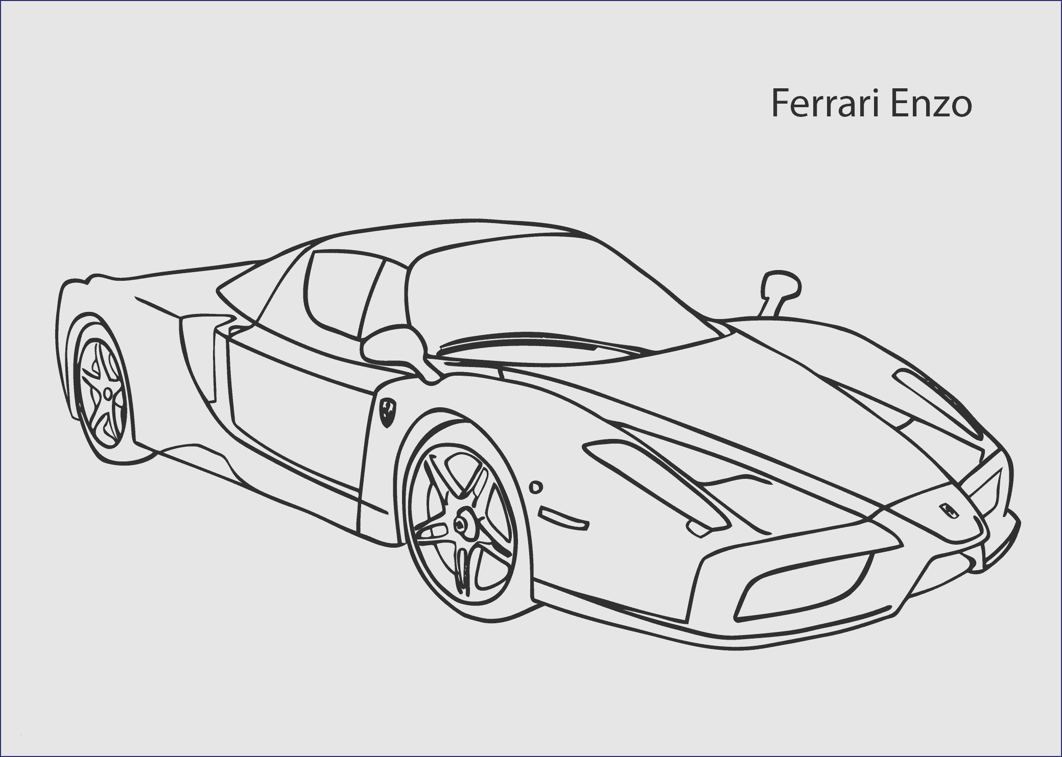 coloring pages for cars Download-Coloring Pics Detail 7-j