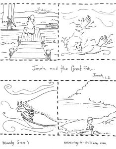 Coloring Pages for Children Church - Printable Coloring Pages for Children S Church Awesome Elegant Jonah and the Whale Coloring Page Coloring Pages 18m