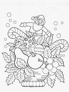 Coloring Pages for Kida - Free Christmas Coloring Pages for Printable New Cool Coloring Printables 0d – Fun Time – Coloring 20l