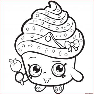 Coloring Pages for Kides - How to Draw A Shopkin Coloring Printables 0d – Fun Time Drawing Coloring Pages 14b