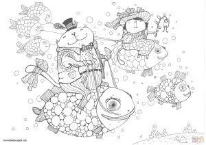 Coloring Pages for Older Kids - What to Do with Finished Coloring Pages New Cool Od Dog Coloring Of Things to Do 19b