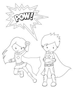 Coloring Pages for Preschoolers - Superhero Coloring Pages for Preschoolers Printable Superhero Coloring Book Pages Awesome 0 0d Spiderman 16f