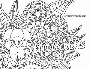 Coloring Pages for Teenagers Printable Free - Free Swear Word Coloring Pages for Adults and Engaging Fall Coloring Pages Printable 26 Kids New 10j