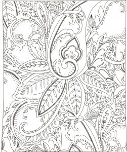 Coloring Pages Free Online - Que Free Line Coloring 5a