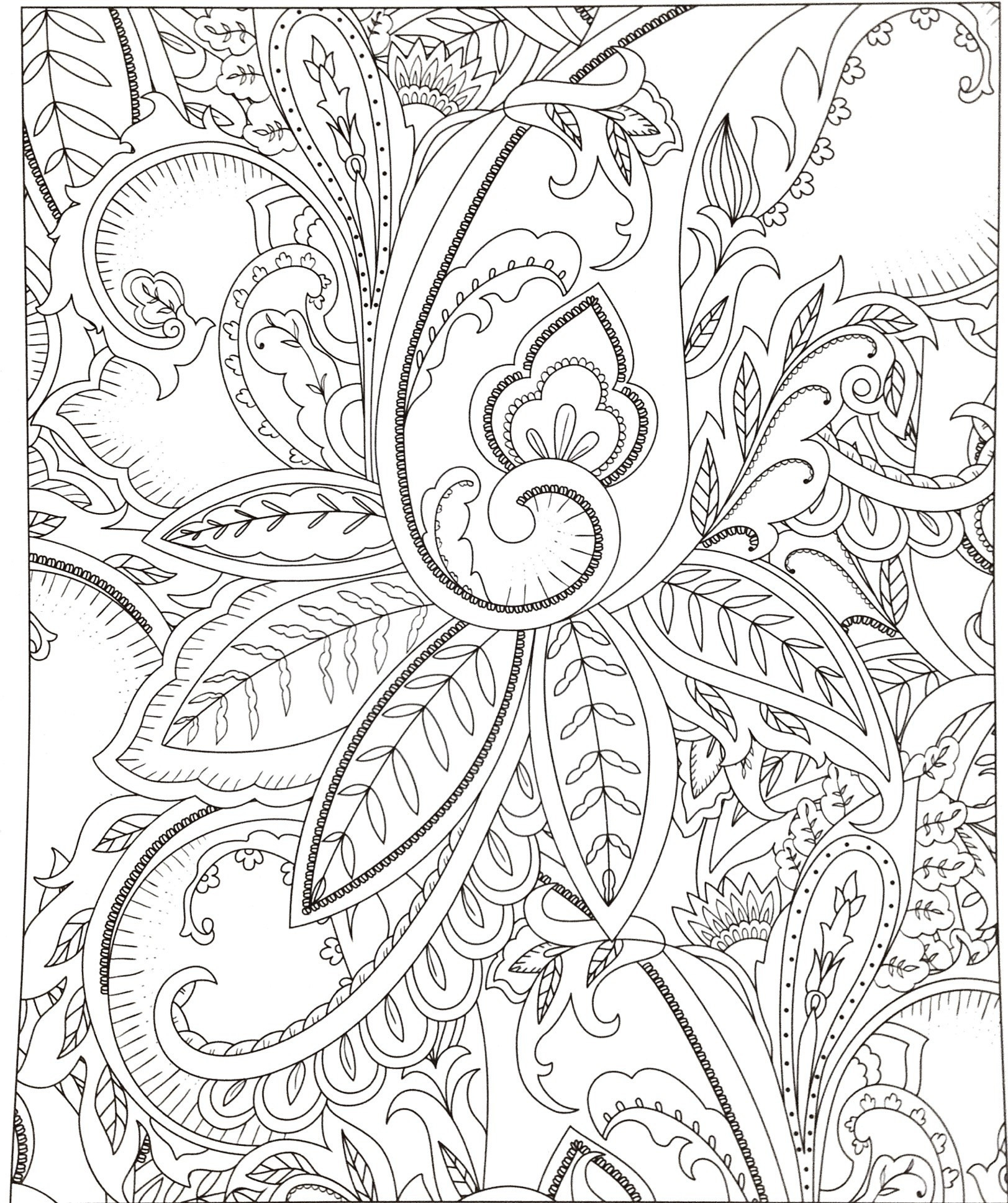 coloring pages hawaiian flowers Collection-Flower Coloring Pages for Kids to Print 30 Lovely Printable Advanced Coloring Pages Cloud9vegas 16-c