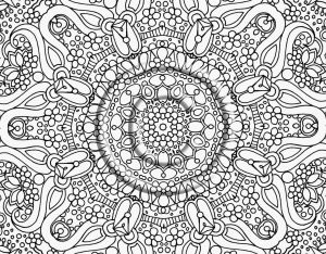 Coloring Pages Mandala - 71 Disney Mandala Coloring Pages 9p