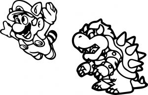 Coloring Pages Mario - Awesome Coloring Page Mario Bros and Luigi Nintendo 4771 7j