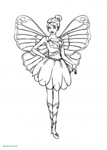 Coloring Pages Of Barbie - Coloring Pages Barbie Fairy Awesome Coloring Pages for Girls Lovely Printable Cds 0d – Fun Time 1q
