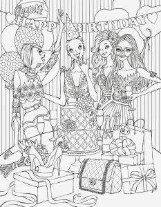 Coloring Pages Of Barbie - Coloring Pages Barbie Coloring & Activity 17 Fresh Zentangle Coloring Pages 9m