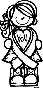 Coloring Pages Of Cancer Ribbons - Breast Cancer Awareness Coloring Pages Coloring Home 4i