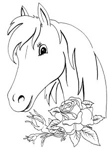 Coloring Pages Of Horses - Pin by Sheryl Gray On Coloring Pages Pinterest 2s