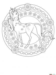 Coloring Pages Of Horses - Coloring Pages Horses Awesome Printable Horses Genial Ausmalbilder Littlest Pet Shop 3s