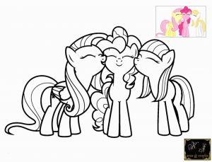 Coloring Pages Of My Little Pony Friendship is Magic - Inspirational Coloring Pages My Little Pony Luxury Mlp Coloring Schön My Little Pony Friendship is Magic 12a