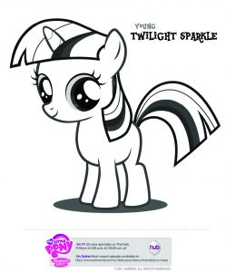 Coloring Pages Of My Little Pony Friendship is Magic - My Little Pony Downloadable and Printable Coloring Pages From the Elegant My Little Pony Friendship is 6f