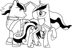 Coloring Pages Of My Little Pony Friendship is Magic - Free Printable My Little Pony Coloring Pages for Kids 15e