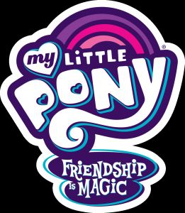 Coloring Pages Of My Little Pony Friendship is Magic - 1200px My Little Pony Friendship is Magic Logo 2017g 14i
