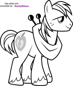 Coloring Pages Of My Little Pony Friendship is Magic - My Little Pony Coloring Pages 7d