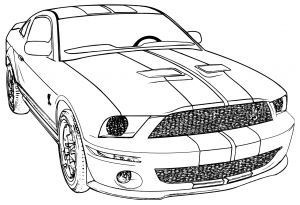Coloring Pages Of Sports Cars - Fresh Sport Car Coloring Pages Printable Wood Burning 15p