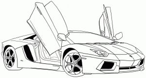 Coloring Pages Of Sports Cars - Sports Car Coloring Pages Fresh Gemütlich ford Gt Coloring Pages 19q