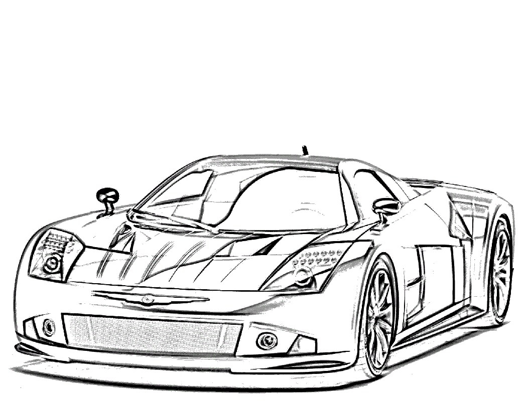 coloring pages of sports cars Collection-25 Sports Car Coloring Pages for Children 14 Elegant Bugatti Ausmalbilder 12-r
