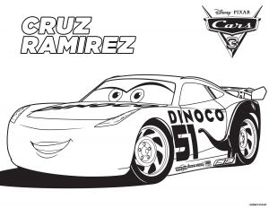 Coloring Pages Of Sports Cars - Cars 3 Coloring Pages Free Printable Coloring Sheets for Cars 3 11d