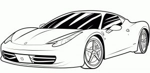 Coloring Pages Of Sports Cars - Coloring Pages Sports Cars Coloring Pages Sports Cars Nice Best Sports Car Coloring Pages – 19i