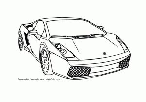 Coloring Pages Of Sports Cars - Sports Cars Coloring Pages Free Frisch Ausmalbilder Autos Ferrari 3j