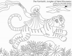 Coloring Pages Rain forest - Rainforest Coloring Pages New Tropical forest Coloring Pages A Coloring Page forest Made by 18i