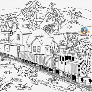 Coloring Pages Thomas the Train - Thomas the Train Coloring Pages Printable Coloring Pages Thomas the Train Christmas Coloring Pages Thomas the Tank Engine 10g