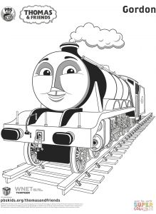 Coloring Pages Thomas the Train - Coloring Pages Thomas the Train 8s