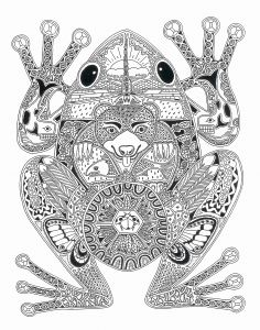 Coloring Pages to Color - Frog Coloring Pages Free Frog Coloring Pages Lovely Picture Frogs to Color Frog Colouring 0d 11s