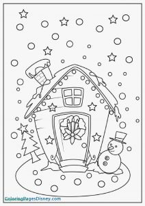 Coloring Pages to Color - 28 Christmas Color Pages for Preschoolers 11a